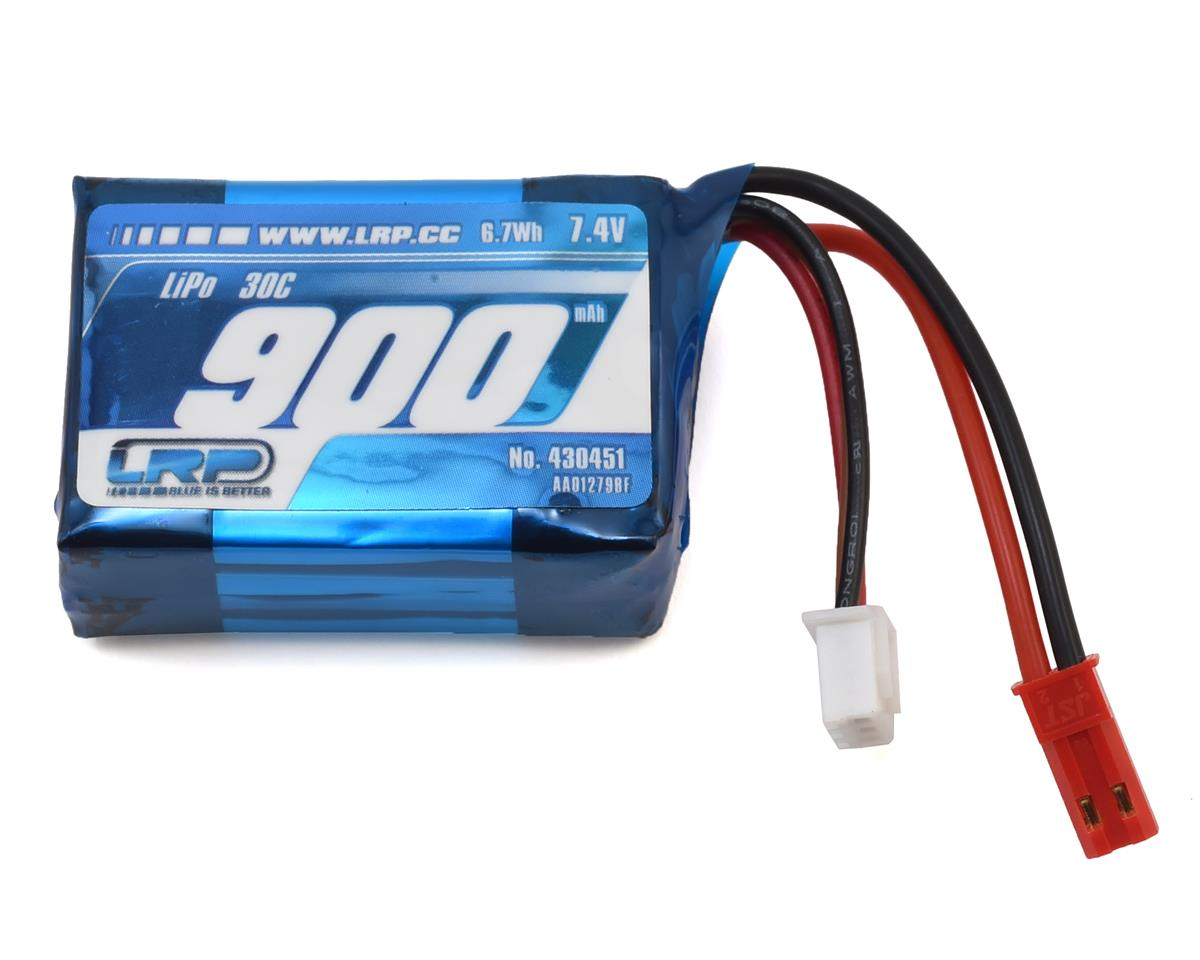 LRP Deep Blue One/340 30C Tuning LiPo Battery (7.4V/900mAh)