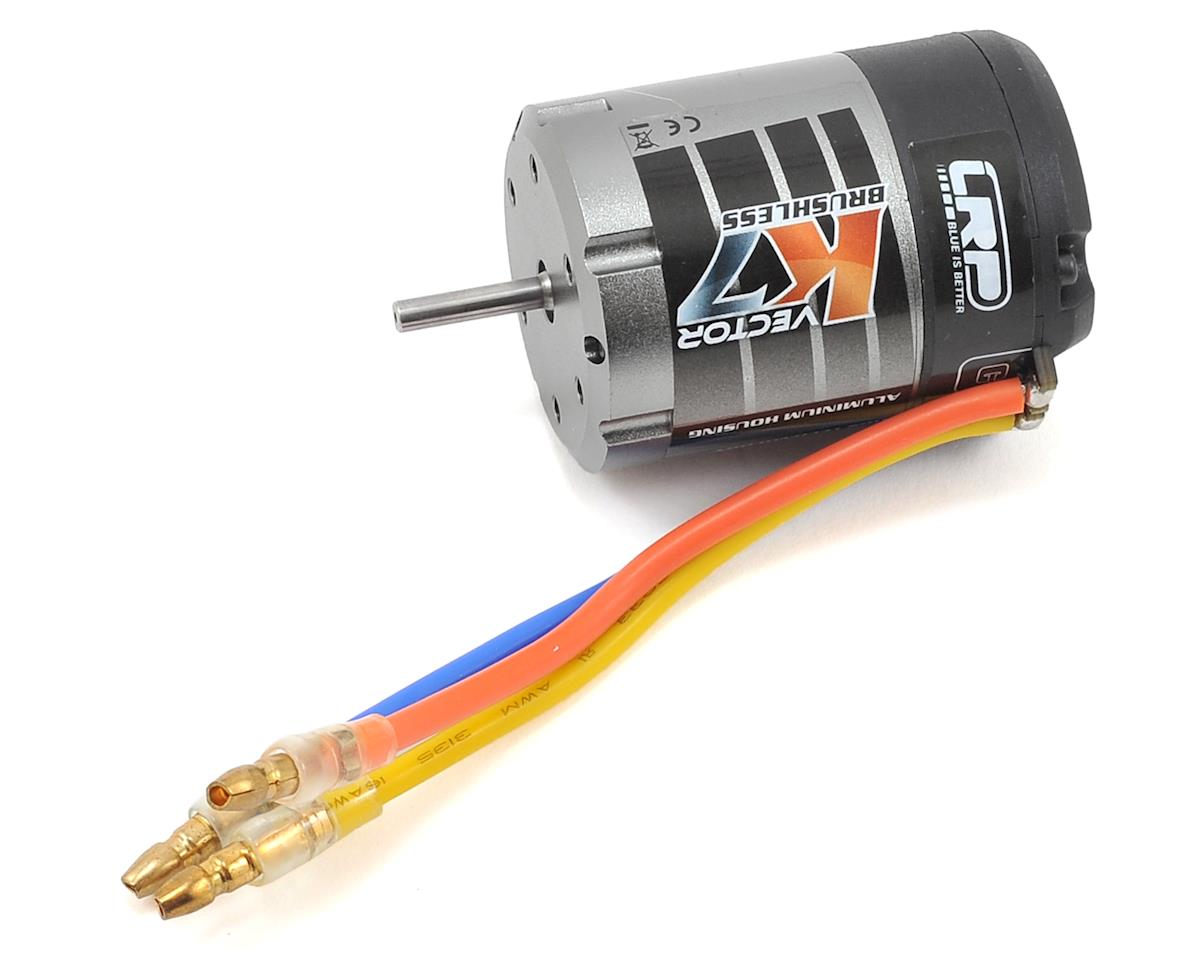 Vector K7 Sensored Brushless Motor (6.5T) by LRP