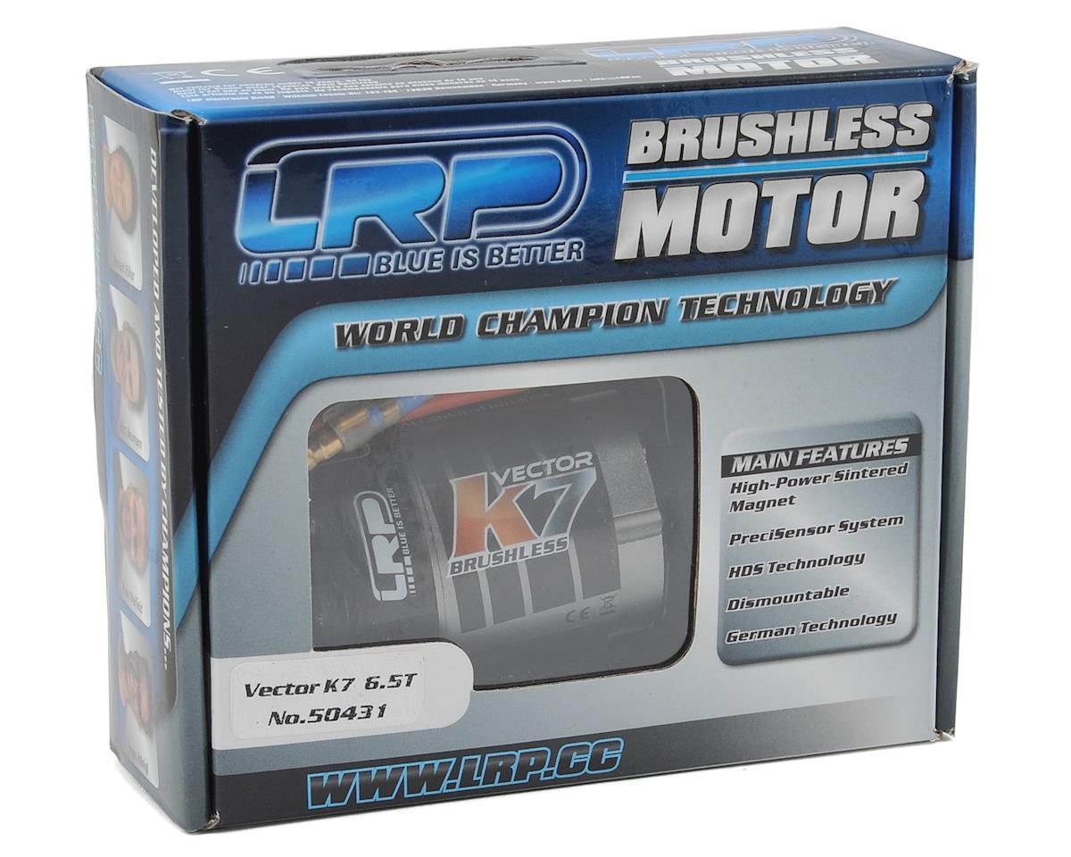 LRP Vector K7 Sensored Brushless Motor (6.5T)