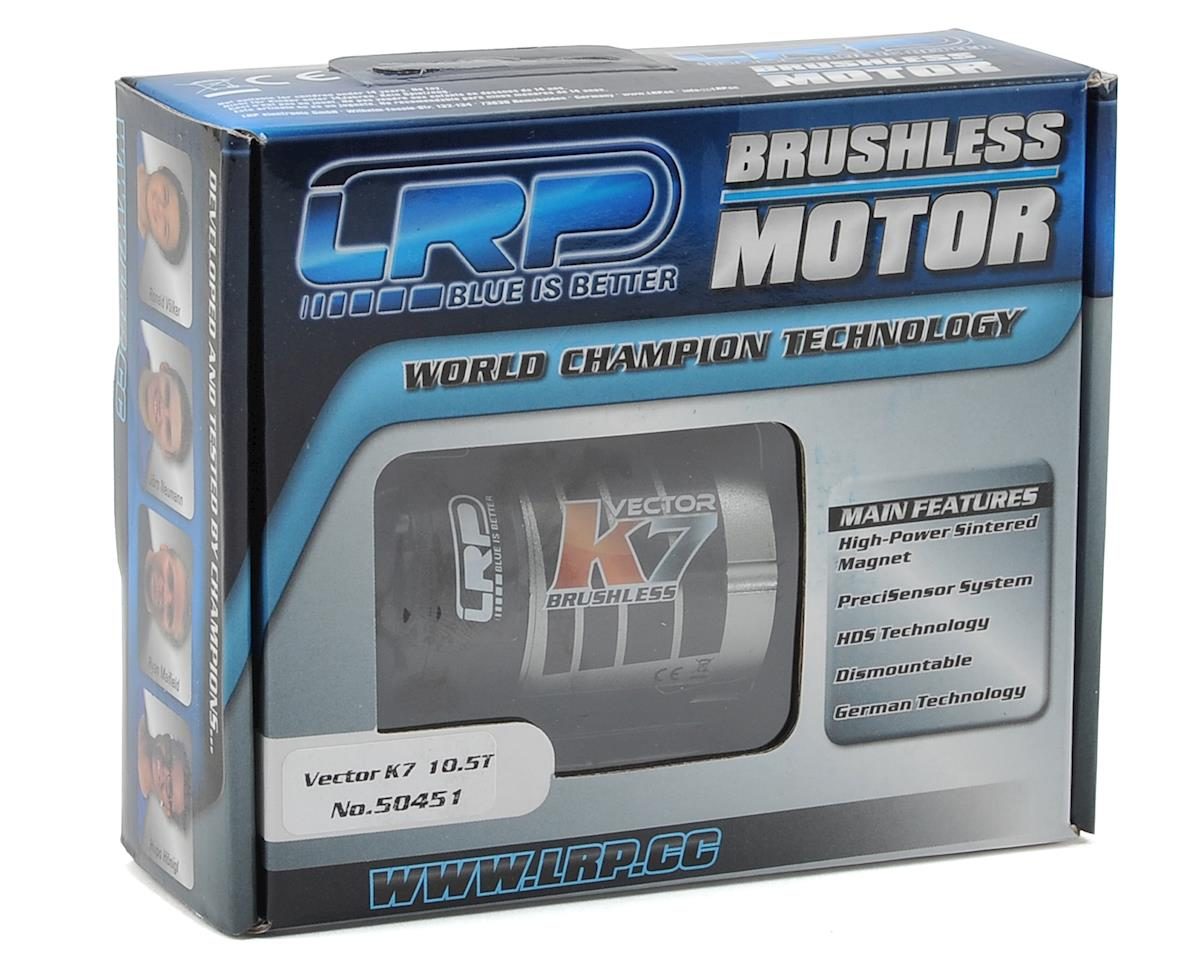 LRP Vector K7 Sensored Brushless Motor (10.5T)