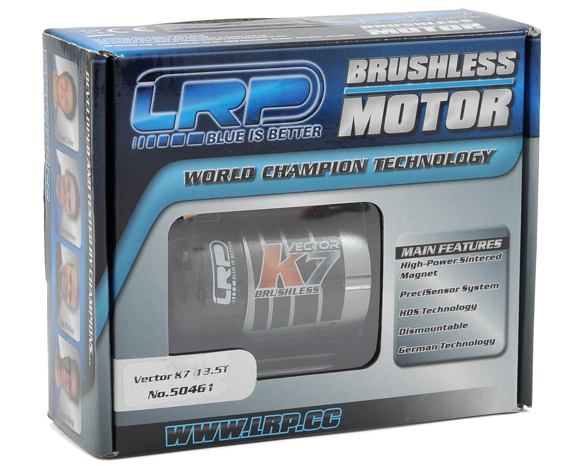 LRP Vector K7 Sensored Brushless Motor (13.5T)