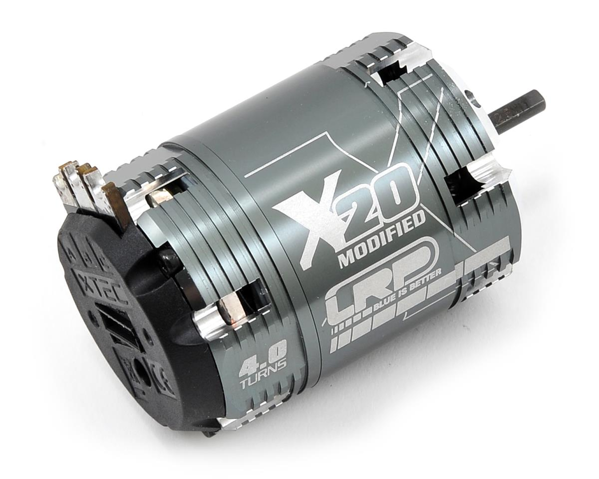 LRP Vector X20 Brushless Motor (4.0T)