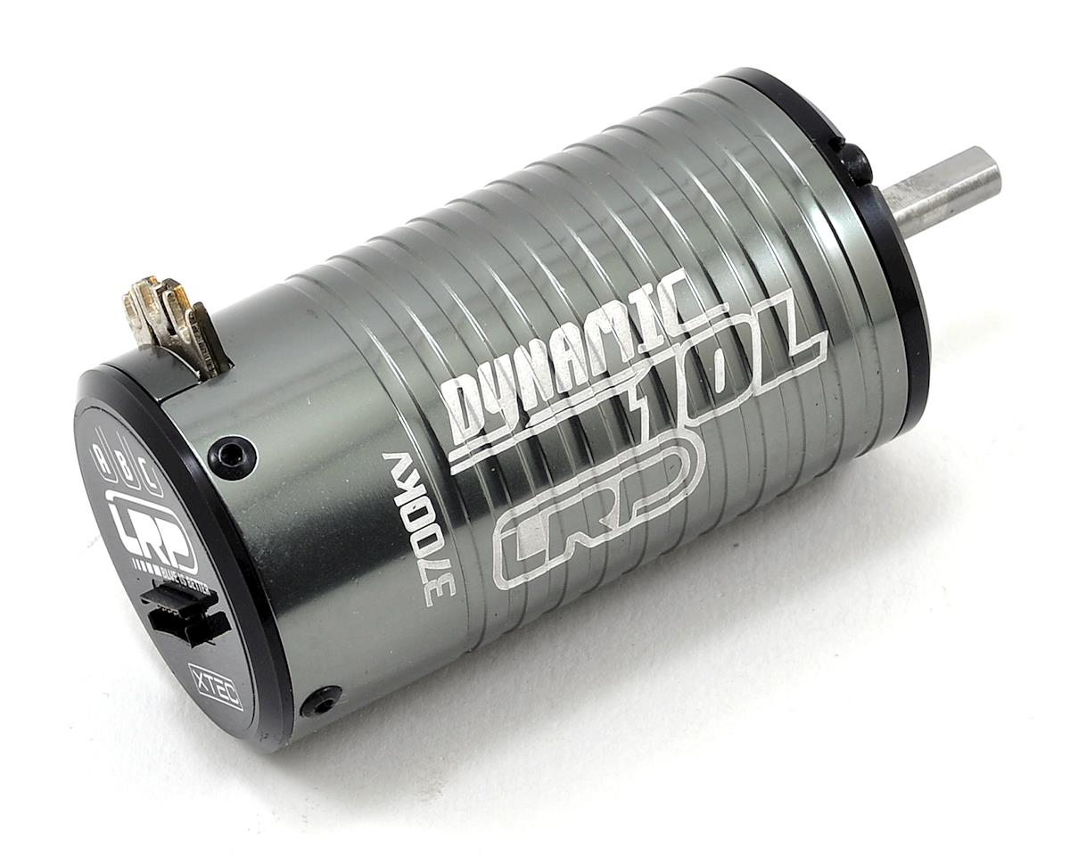 LRP Dynamic 10L 4-Pole 550 Brushless Motor (3700kV)