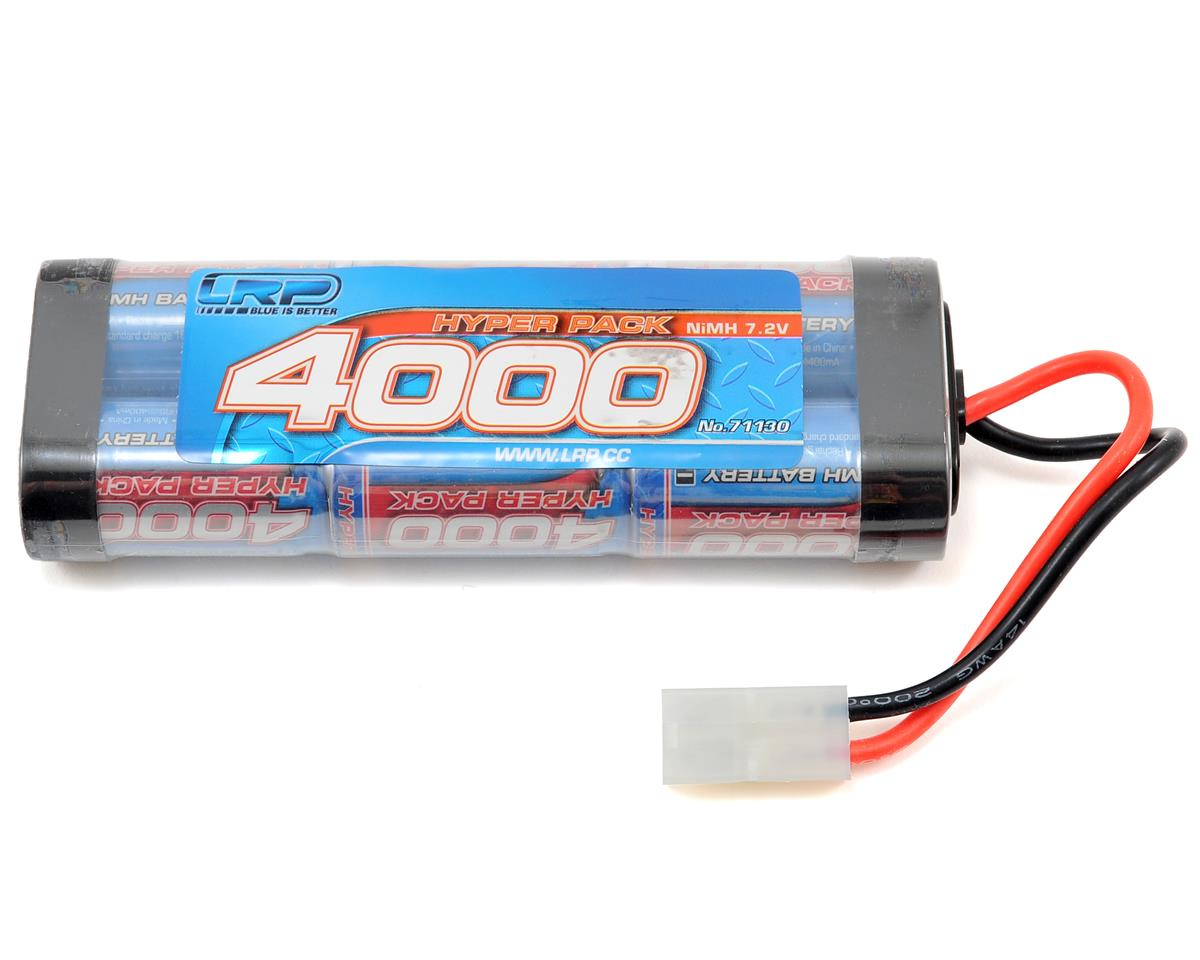 LRP Hyper Pack 6-Cell NiMH Stick Pack Battery w/Tamiya Connector (7.2V/4000mAh)