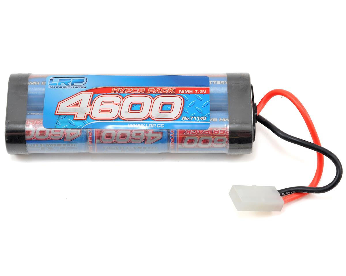 LRP Hyper Pack 6-Cell NiMH Stick Pack Battery w/Tamiya Connector (7.2V/4600mAh)