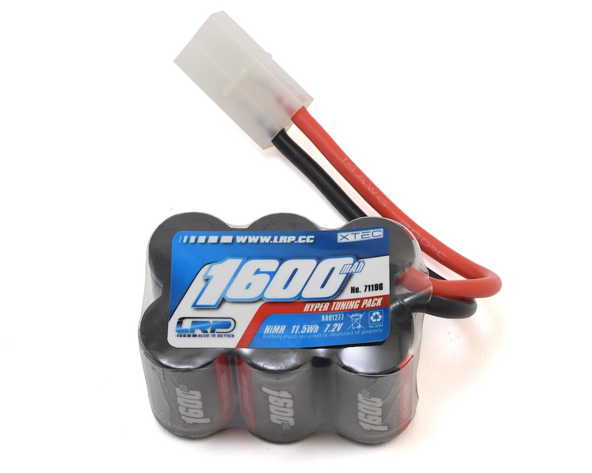 LRP 2/3 A Hyper 6-Cell NiMH Tuning Battery Pack w/Tamiya (7.2V/1600mAh)