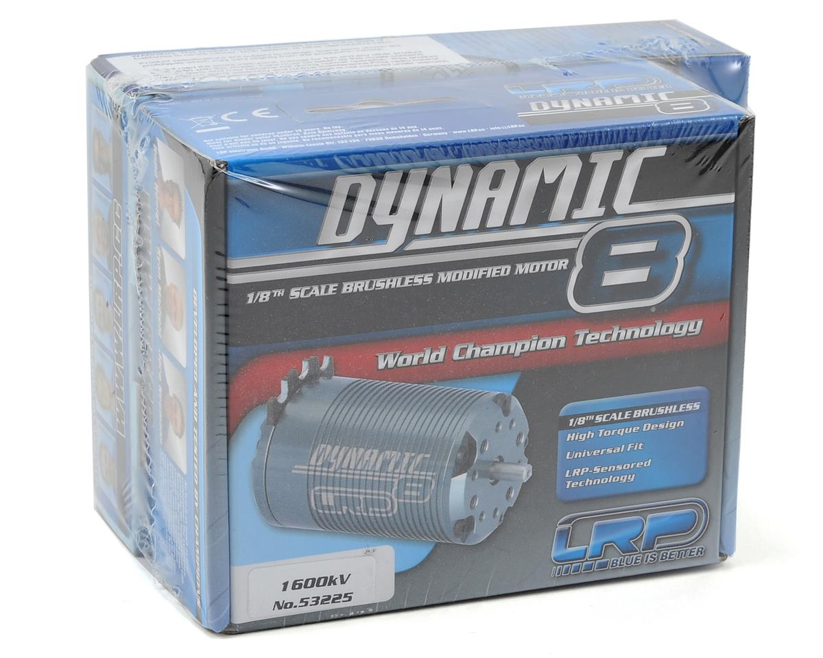LRP iX8 ESC & Dynamic 8 Brushless Motor Combo (1600kV)