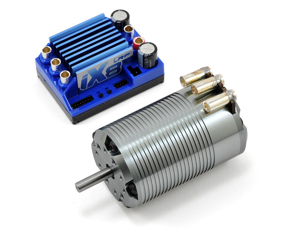 LRP iX8 ESC & Dynamic 8 Brushless Motor Combo (2000kV)