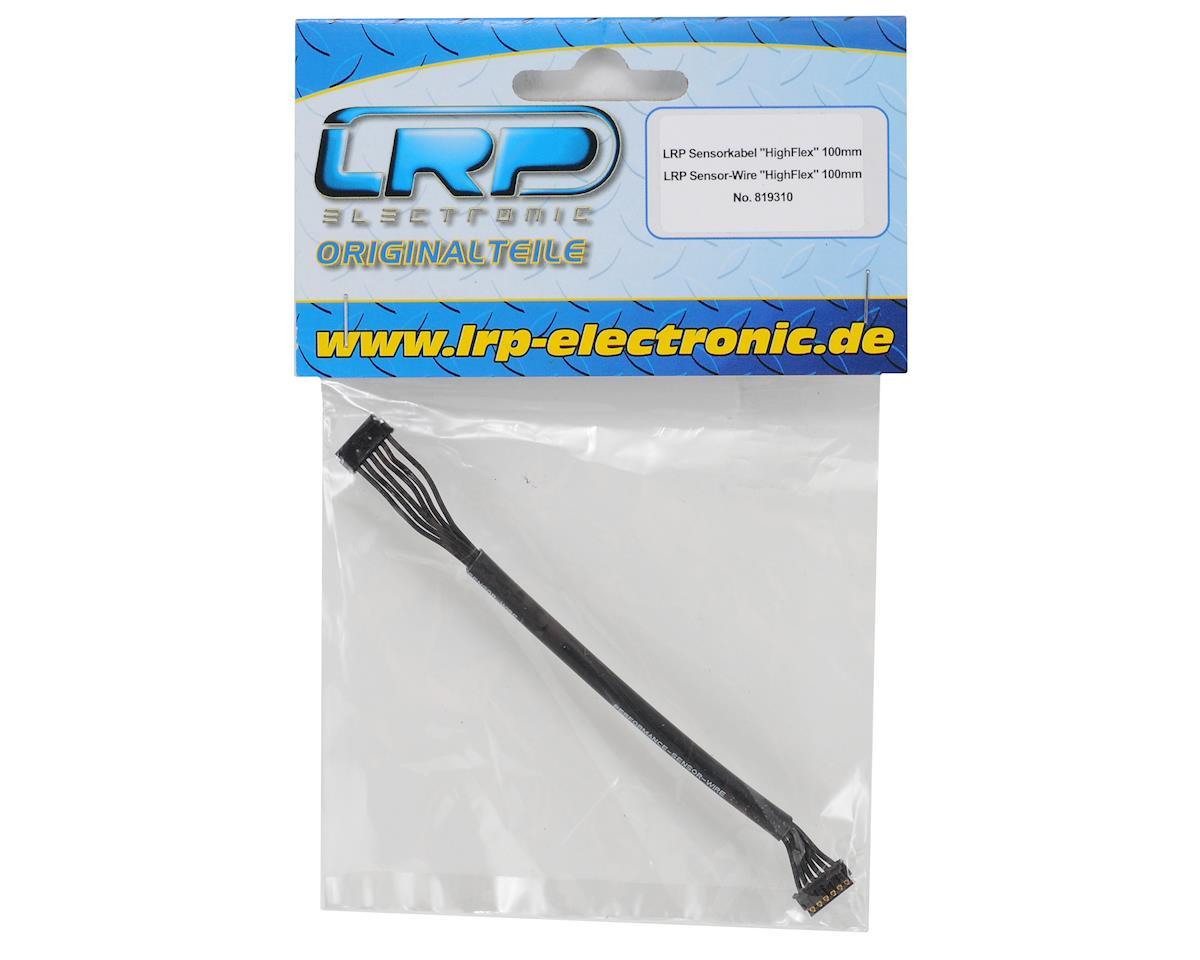 High Flex Sensor Wire (100mm) by LRP