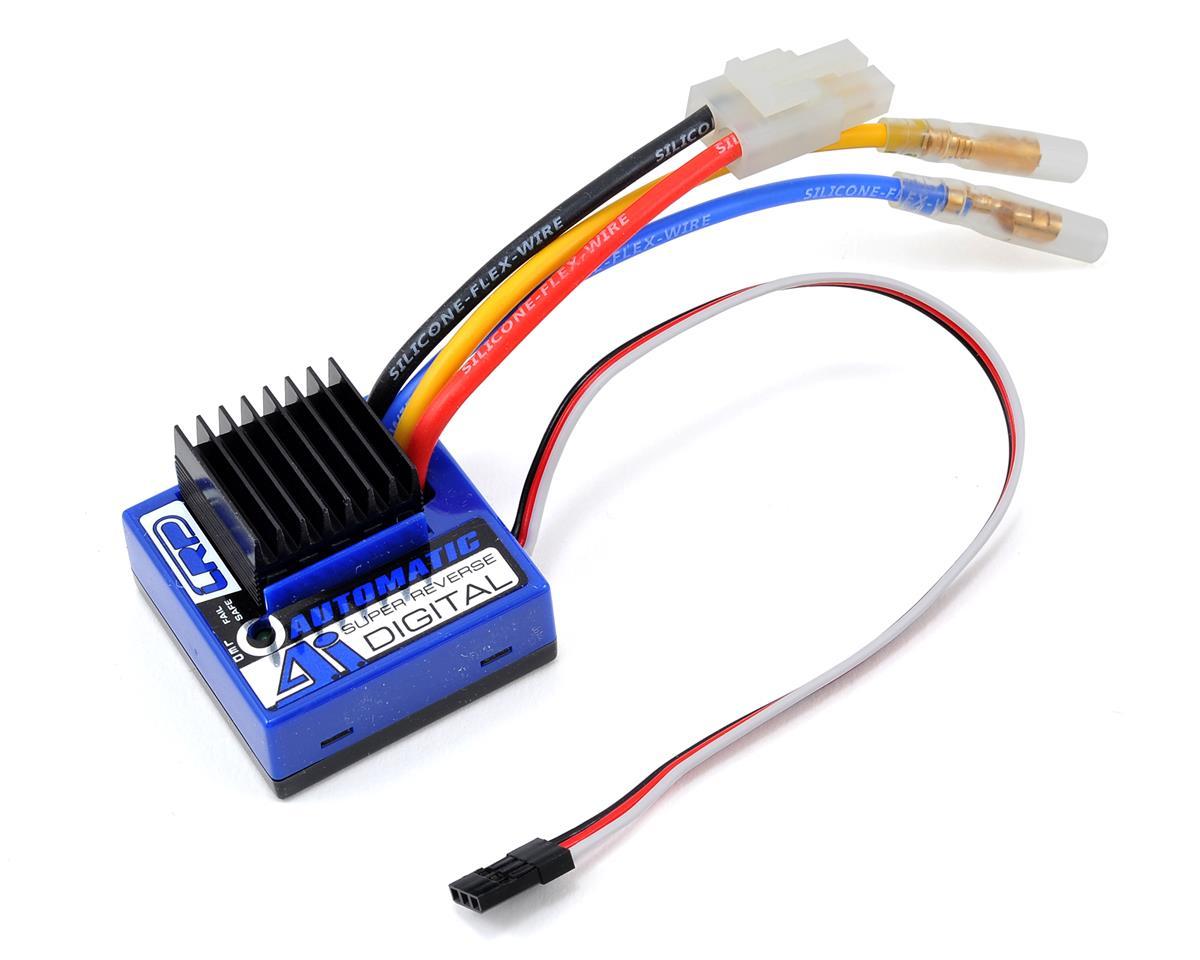 LRP A.I. Super Reverse Digital Brushed ESC