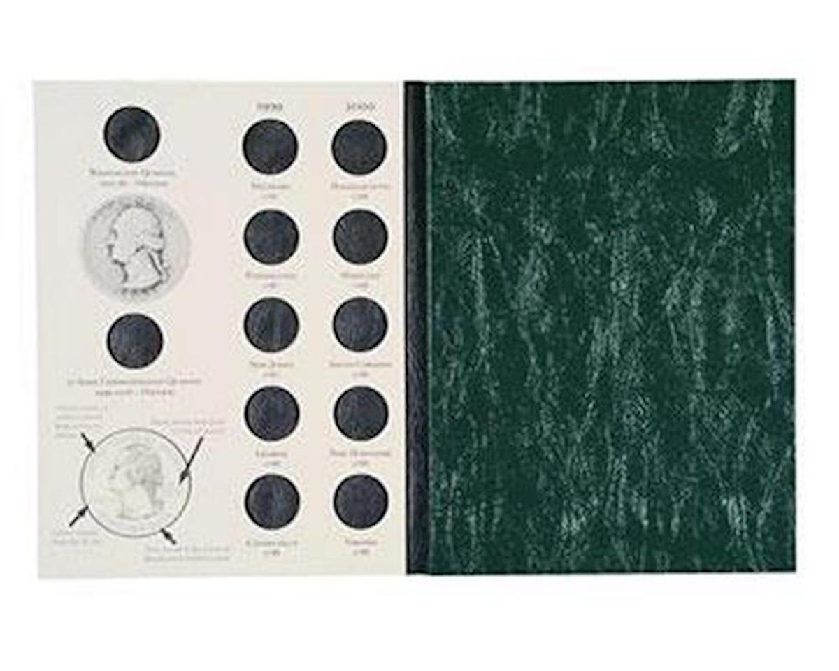 Littleton Coin Company 50 State Quarter Folder