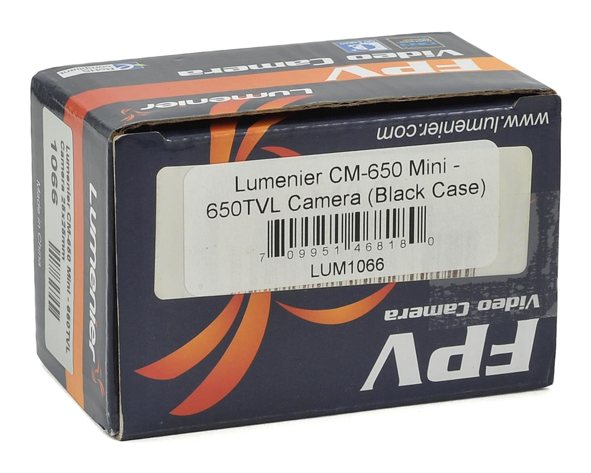 Lumenier CM-650 Mini 650TVL FPV Camera (Black Case)