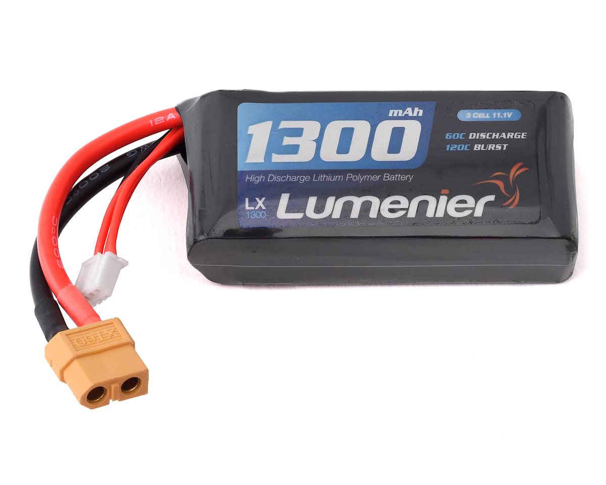 Lumenier 3S LiPo Battery 60C (11.1V/1300mAh)