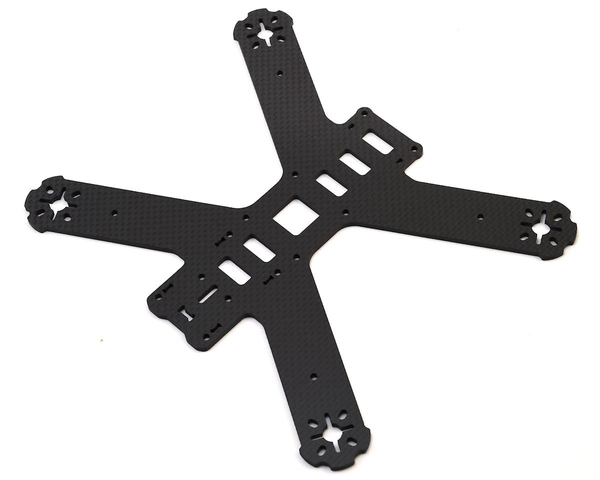 "Lumenier QAV210 Carbon Fiber Main ""Unibody"" Frame Plate (3mm)"