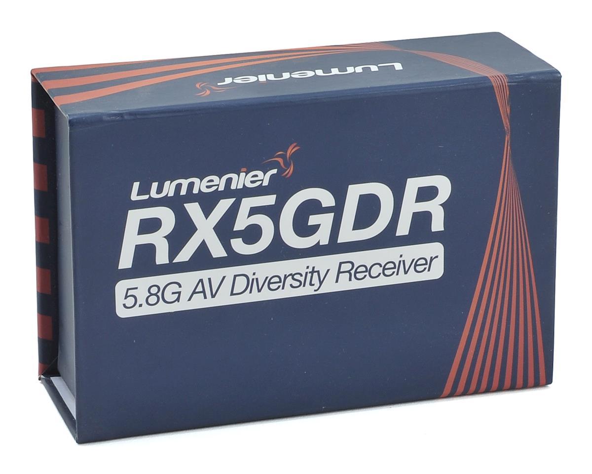 Lumenier RX5GDR 5.8GHz 40CH A/V Diversity FPV Receiver