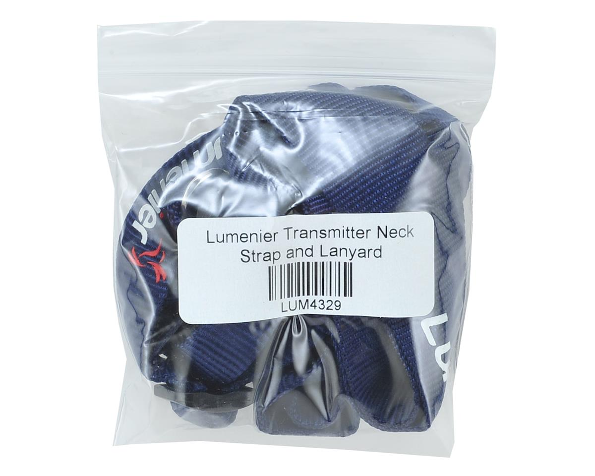 Lumenier Transmitter Neck Strap and Lanyard