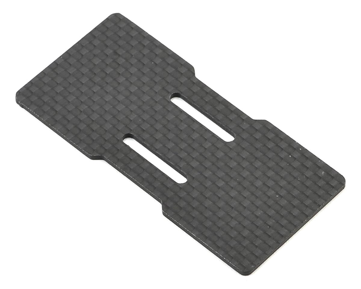 QAV-X Carbon Fiber Battery Protector Plate by Lumenier