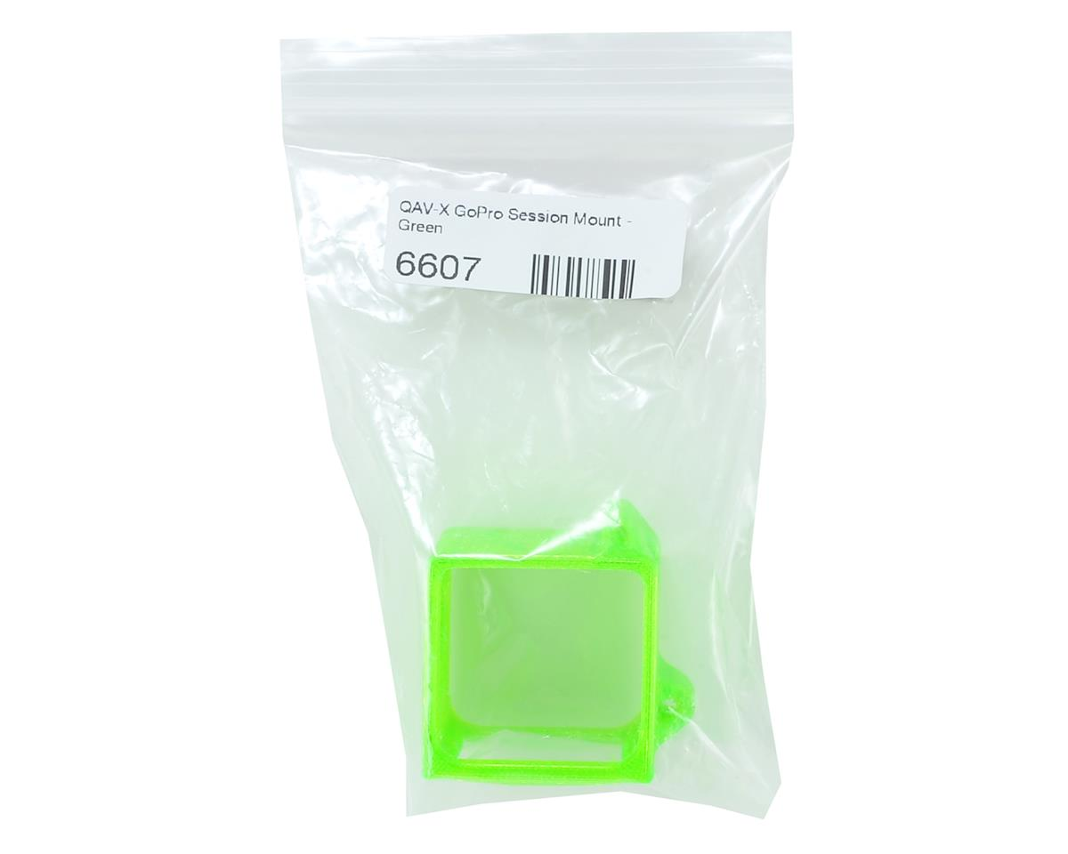 Lumenier QAV-X GoPro Session Mount (Green)