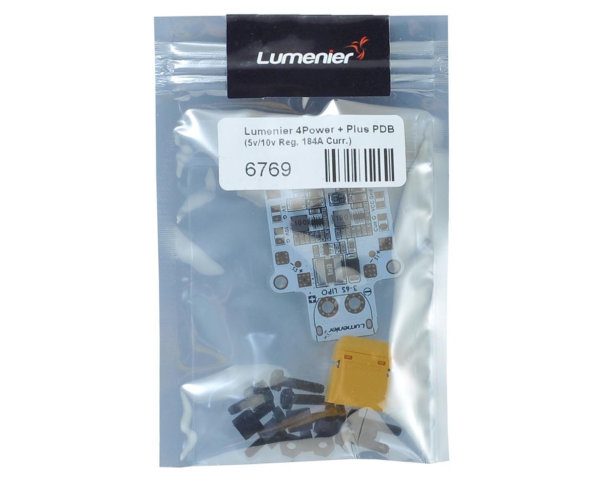 Lumenier 4Power Plus PDB w/Current Sensor