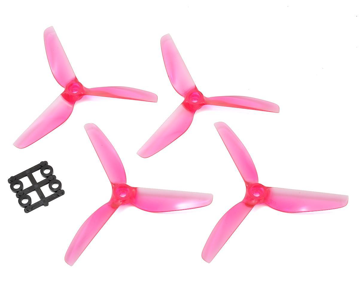 Lumenier 5x5x3 Butter Cutter Propeller (4) (Pink)
