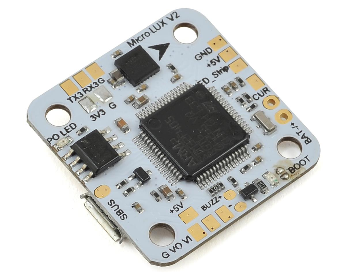 Micro Lux V2 F4 Flight Controller by Lumenier