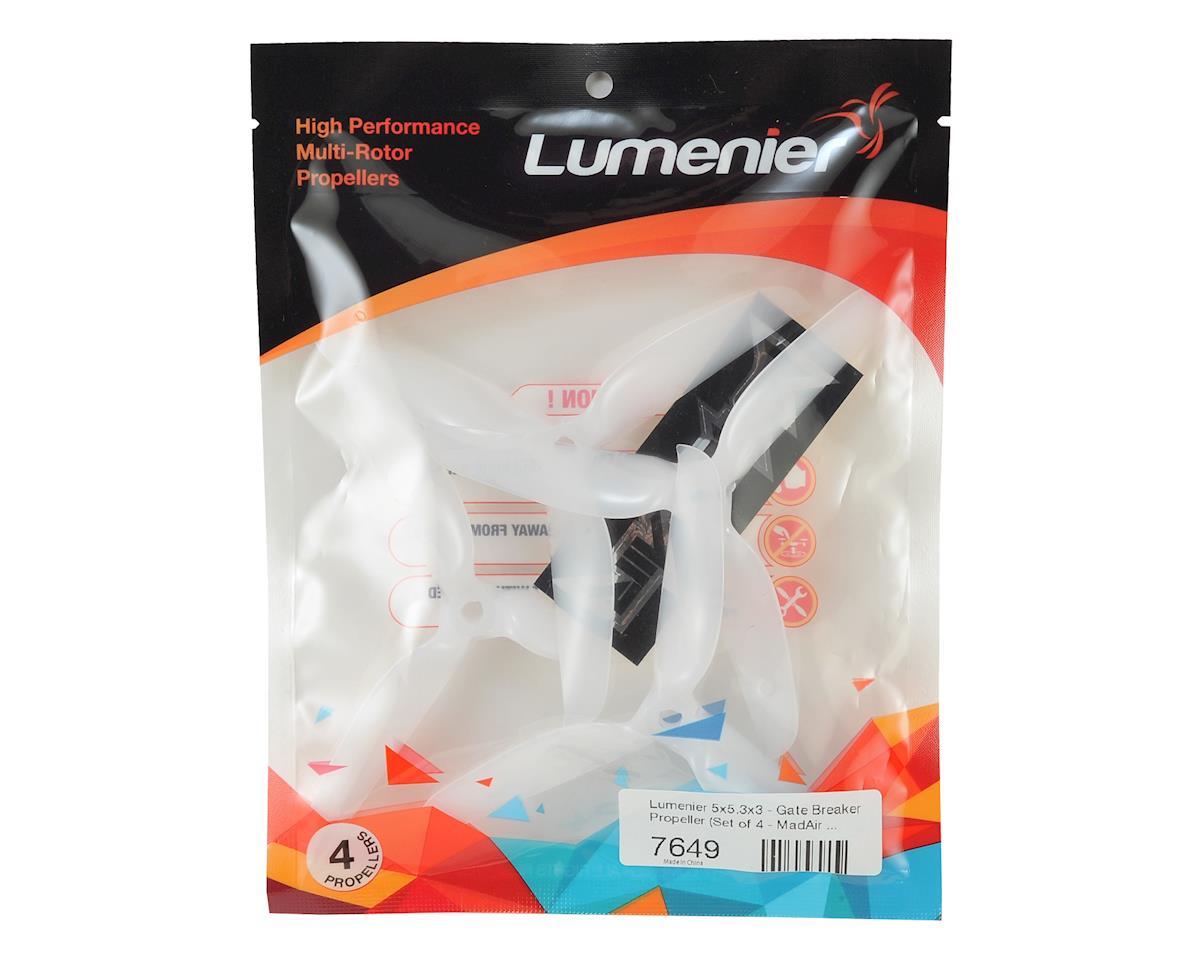 Lumenier 5x5.3x3 Gate Breaker Propeller (White)
