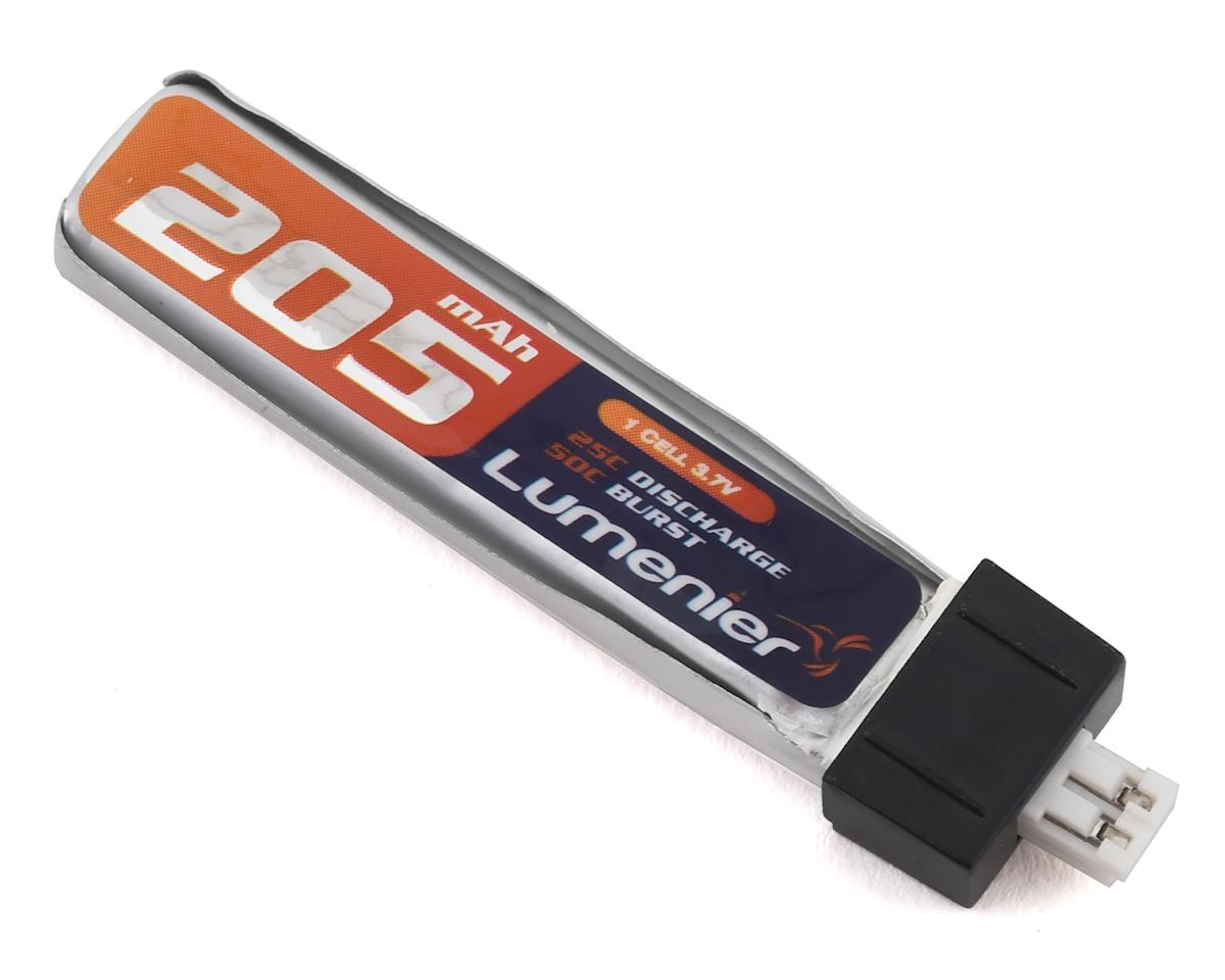 Lumenier 1S 25C LiPo Battery (3.7V/205mAh) (Blade Inductrix FPV)