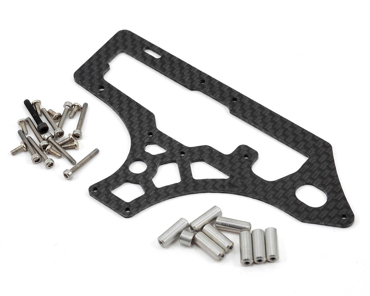 Lynx Heli Blade 300X Carbon Fiber Frame Plate Stiffener