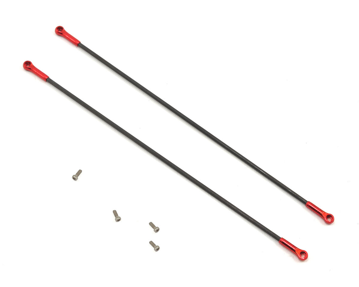 Lynx Heli Blade mCPX BL Ultra Tail Boom Support (Red Devil Edition)
