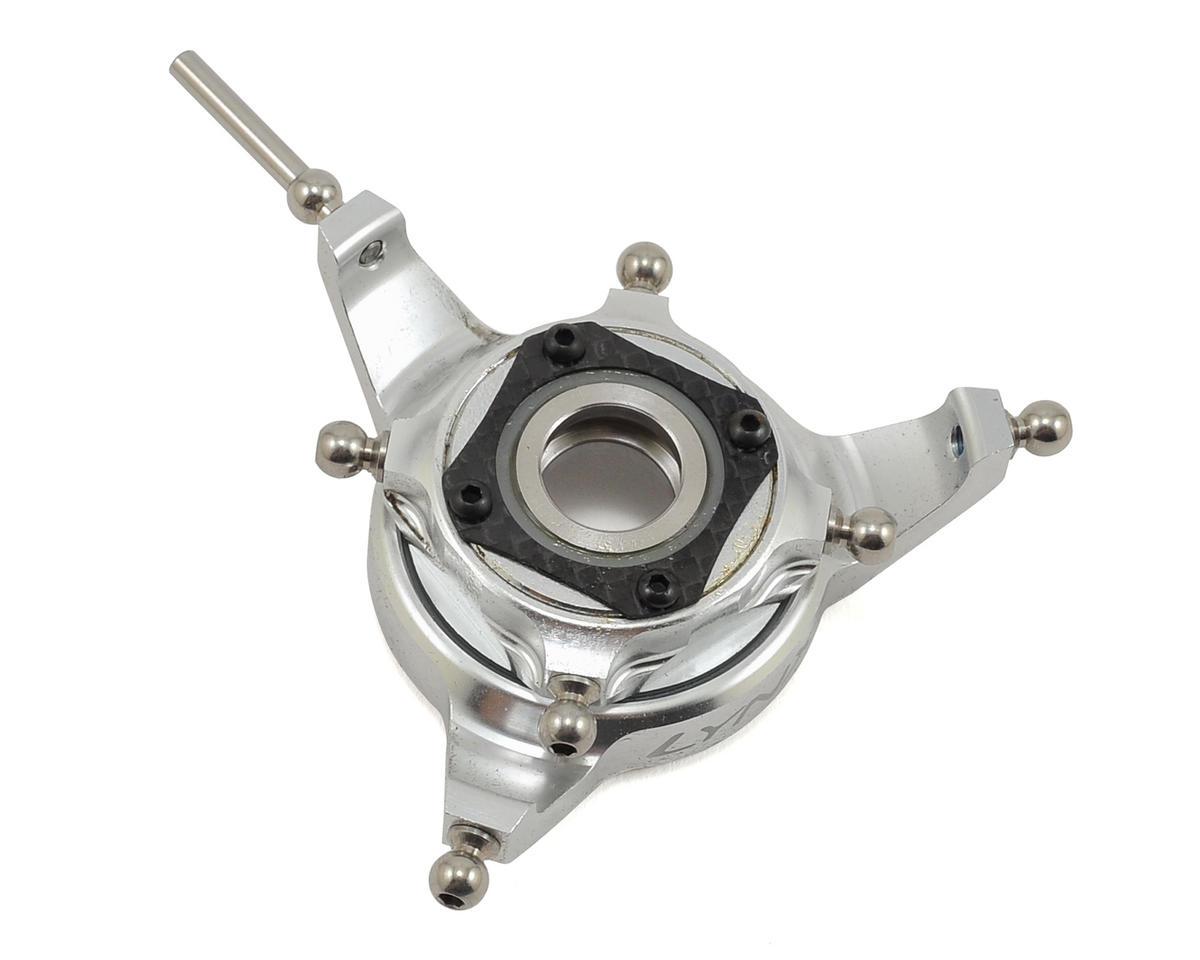 Lynx Heli Goblin 630/700/770 Ultra Swash Plate (Silver)