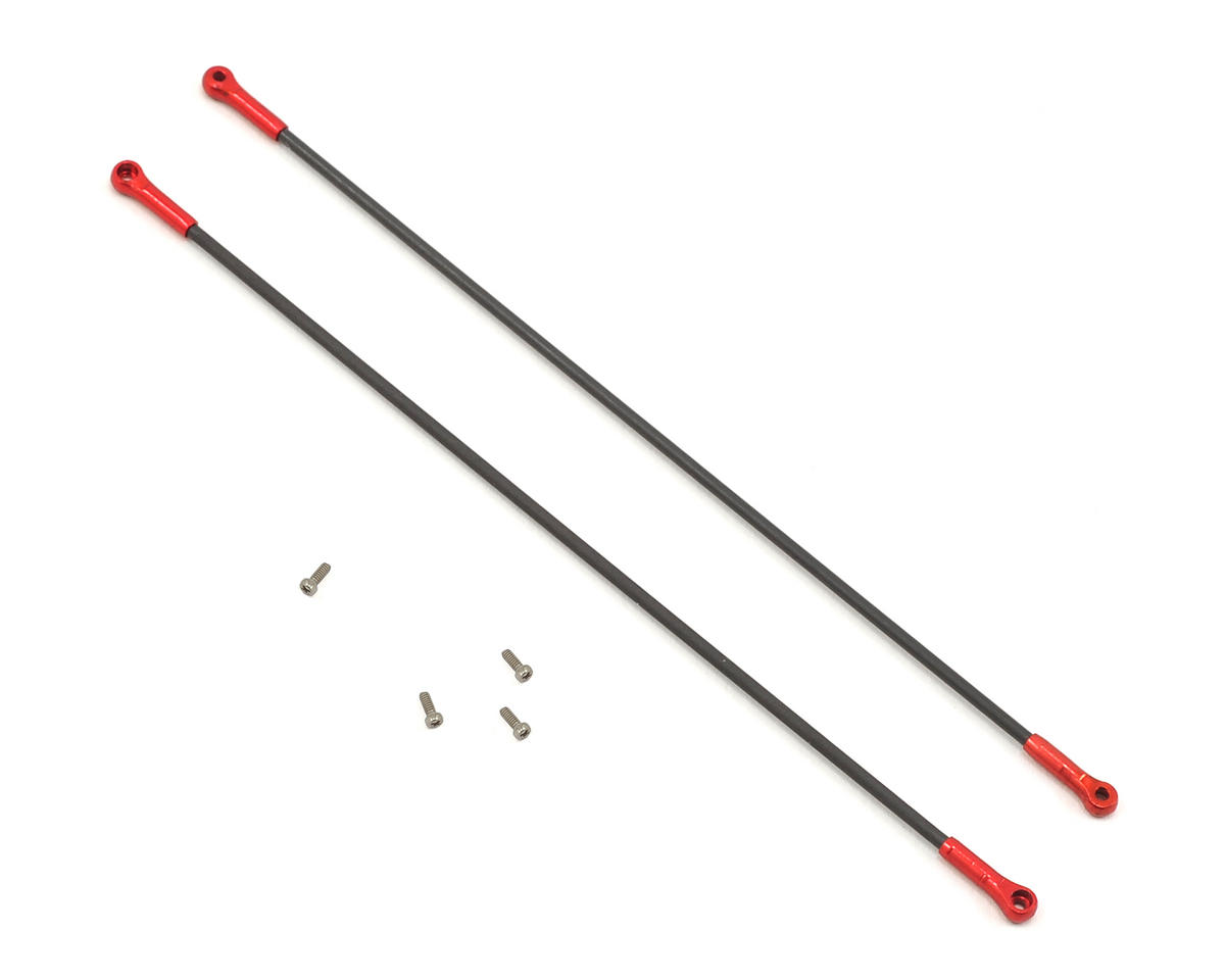 Lynx Heli T-REX 150DFC Ultra Tail Boom Support Spare (Red)