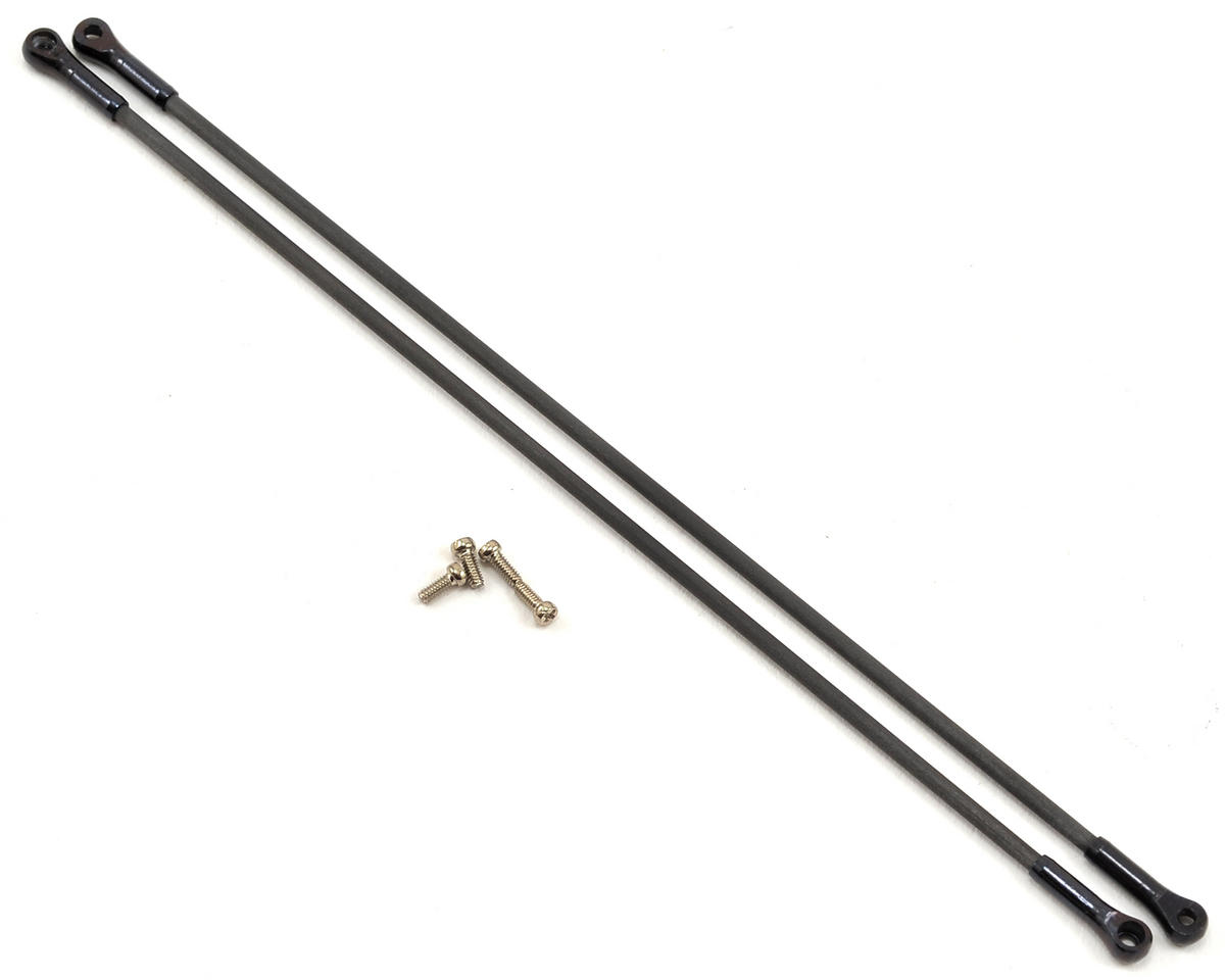 Lynx Heli T-REX 150DFC Ultra Tail Boom Support Spare (Black)