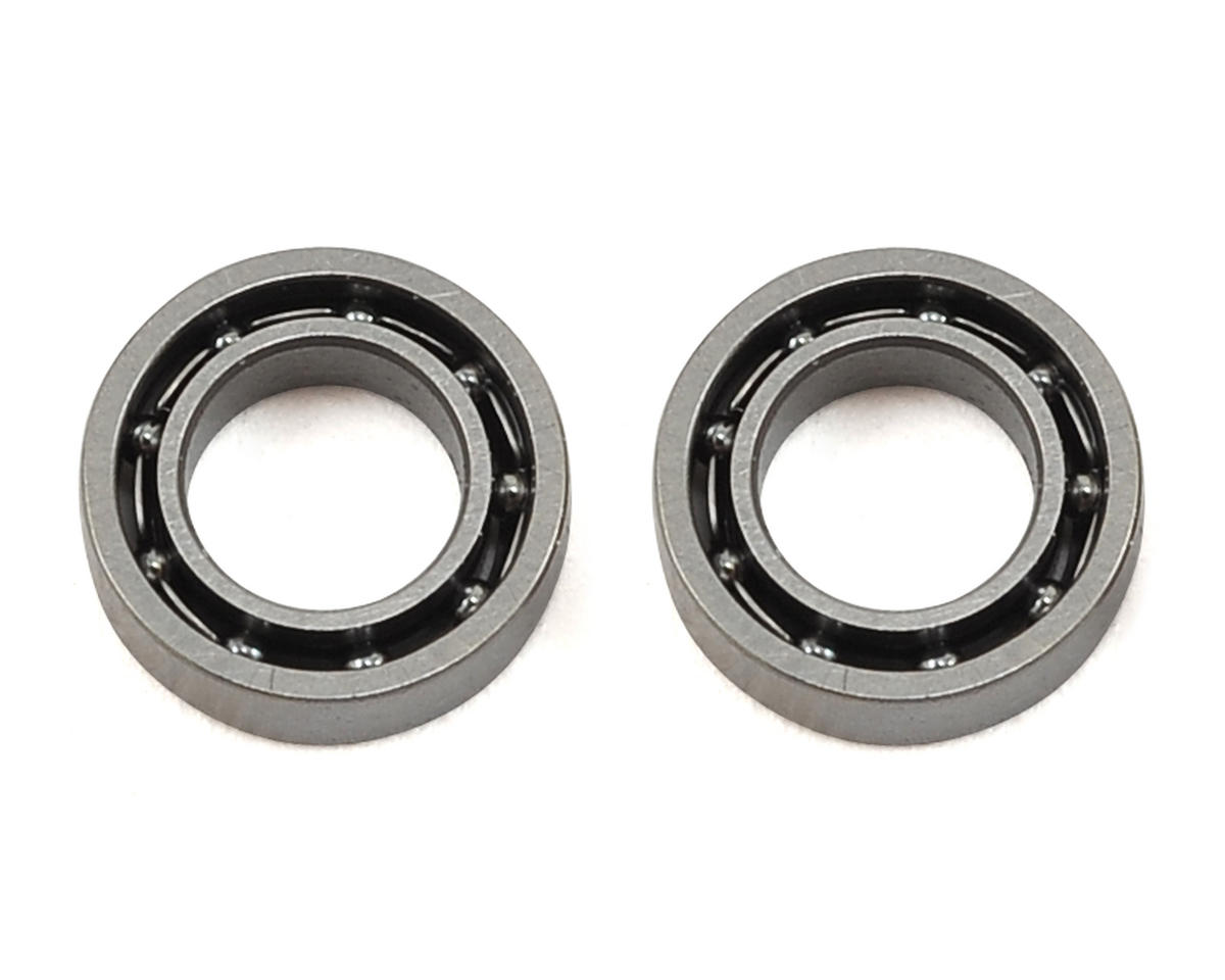 180CFX 4x7x2mm Precision Main Shaft Bearing Set by Lynx Heli