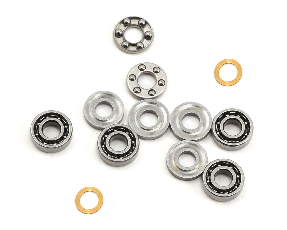 Lynx Heli 180CFX Super Precise Standard Main Grip Bearing Set