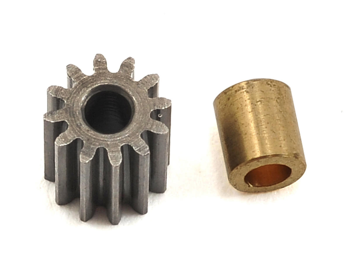 180CFX Hardened Steel Mod 0.4 Pinion w/2mm Bore (12T) by Lynx Heli