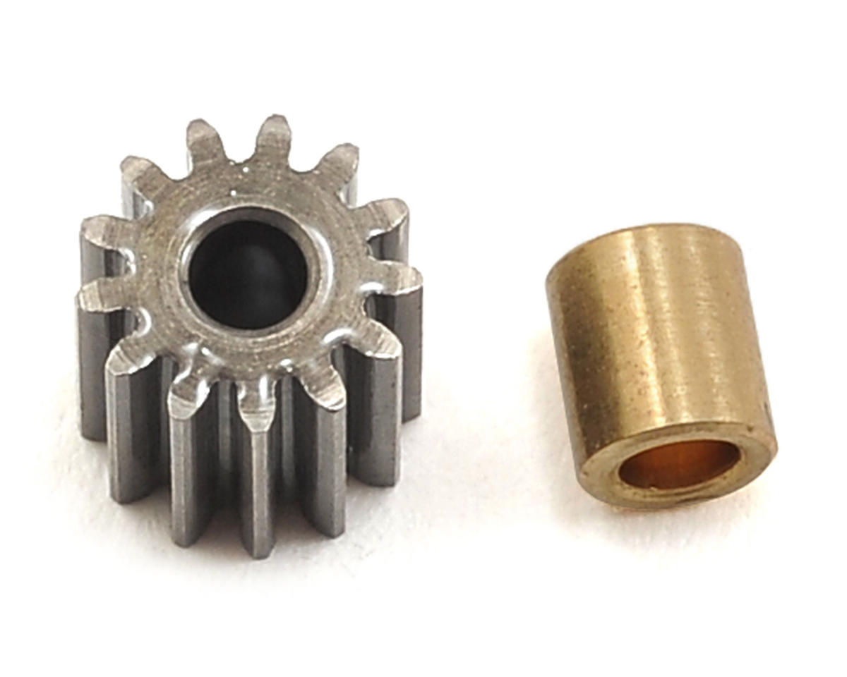 180CFX Hardened Steel Mod 0.4 Pinion w/2mm Bore (13T) by Lynx Heli