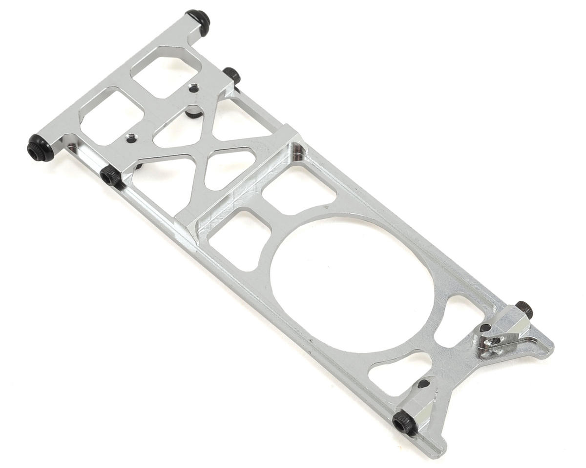 Lynx Heli 180CFX Ultra Bottom Plate (Silver)