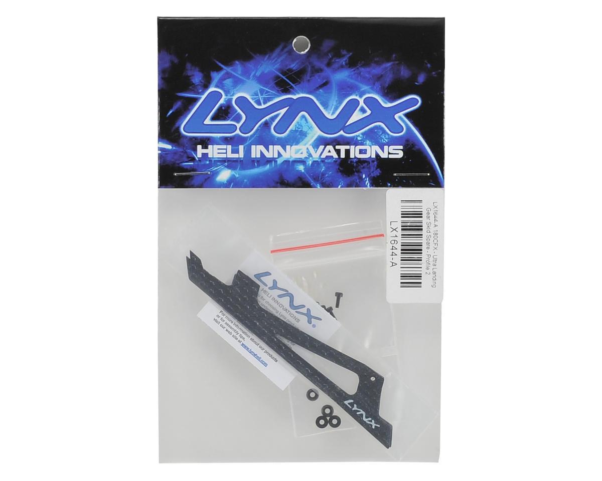 Lynx Heli 180CFX Ultra Landing Gear Skid (Profile 2)
