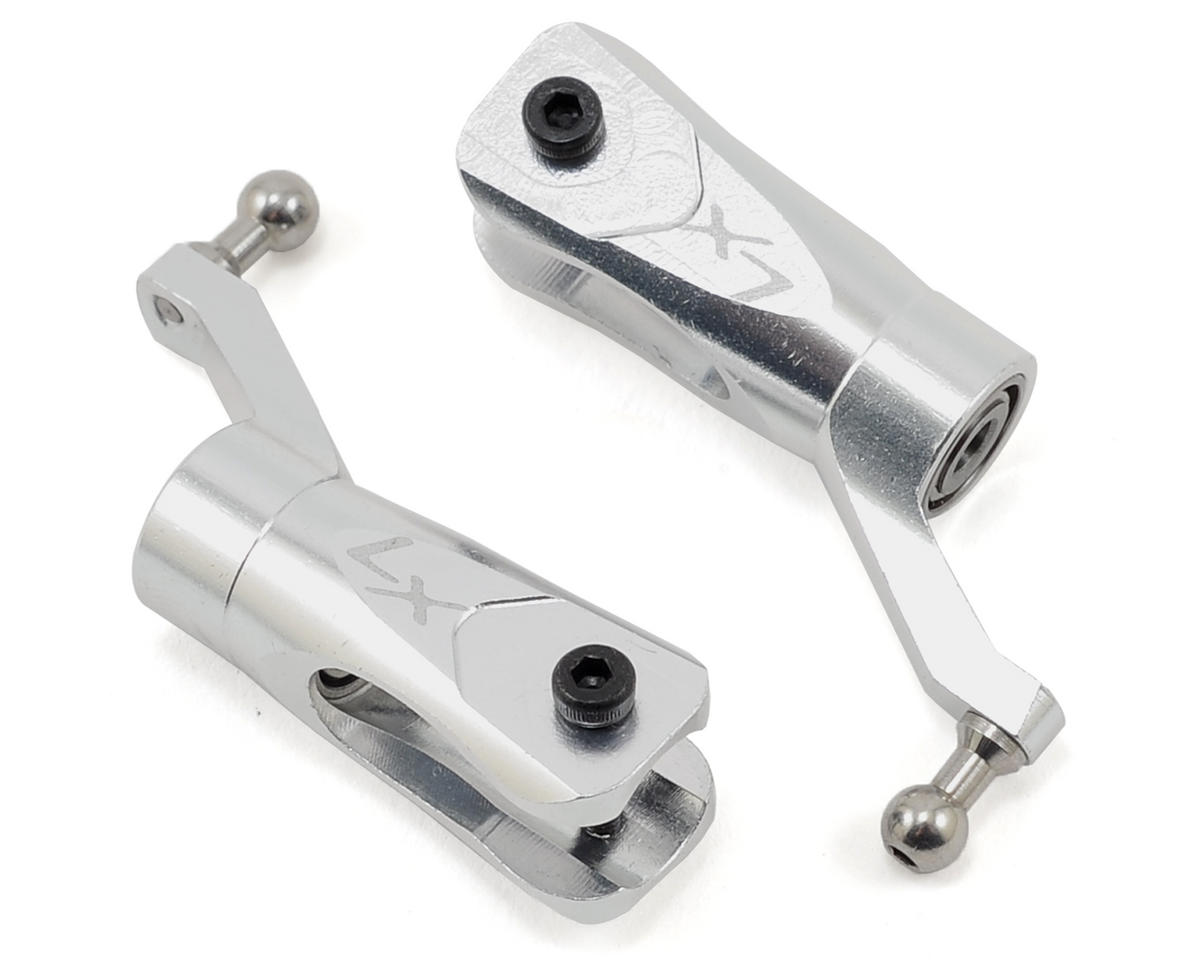 Lynx Heli Main Grip Set (Silver)