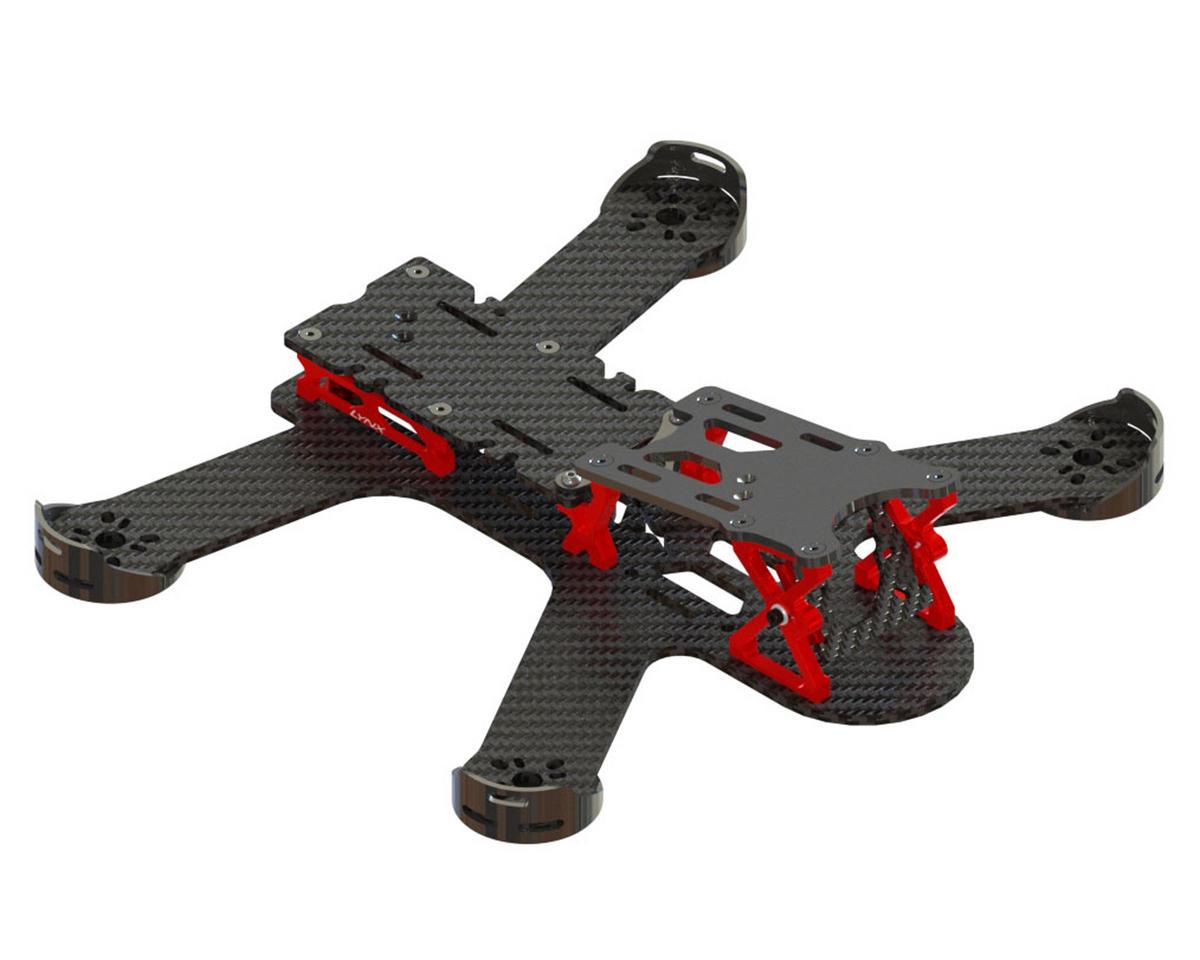 Lynx Heli Zap 210 Zero FPV Racer Quad Drone Frame Kit