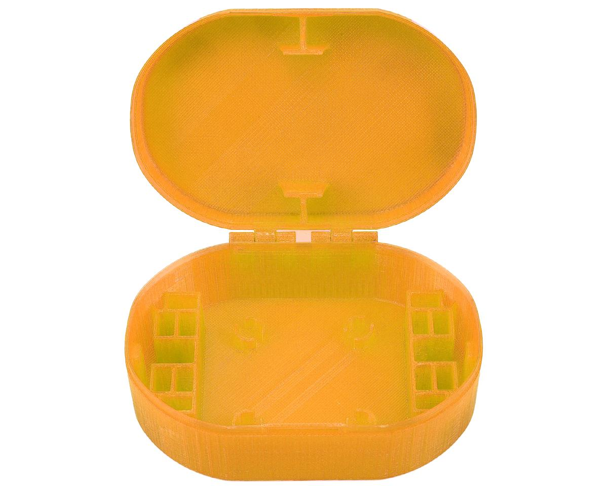 Lynx Heli Plastic Carrying Case (TinyFPV/InductrixFPV/Spider65) (Orange)