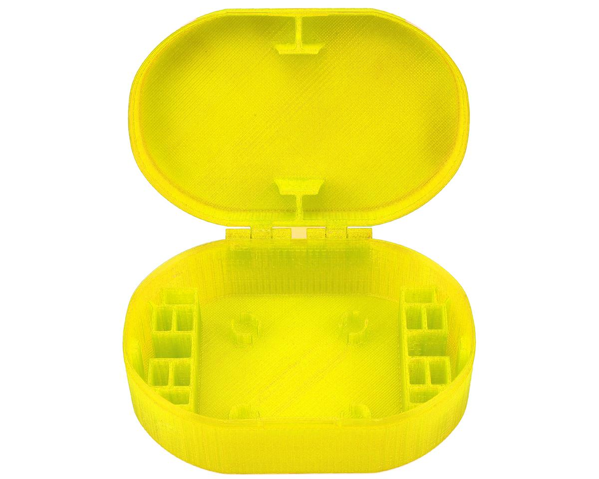 Lynx Heli Plastic Carrying Case (TinyFPV/InductrixFPV/Spider65) (Yellow)