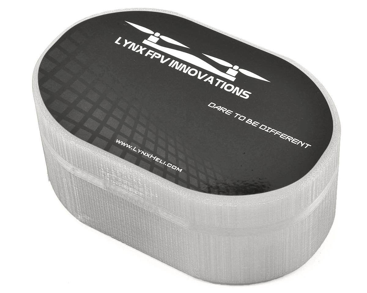 Lynx Heli Plastic Carrying Case (TinyFPV/InductrixFPV/Spider65) (White) (Blade Inductrix Pro FPV)