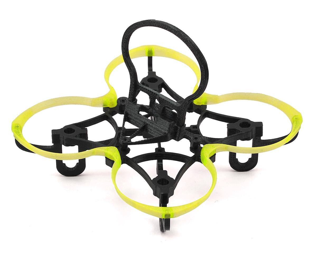 Spider 65 V2  FPV Racing Inductrix Frame Kit (Yellow Shroud) by Lynx Heli