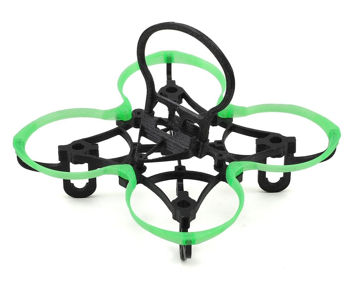 Spider 65 V2  FPV Racing Inductrix Frame Kit (Green Shroud) by Lynx Heli