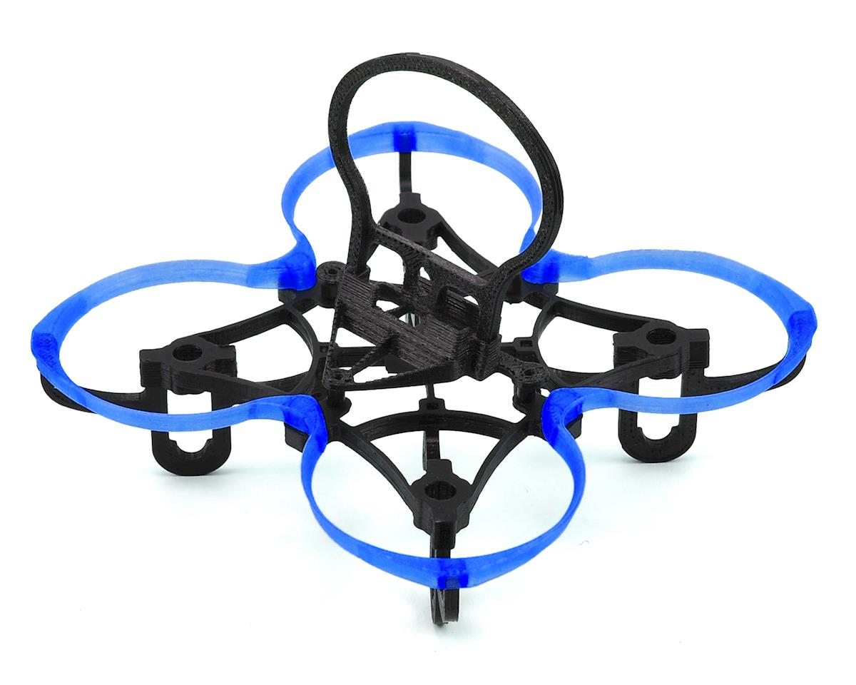 Spider 65 V2  FPV Racing Inductrix Frame Kit (Blue Shroud) by Lynx Heli
