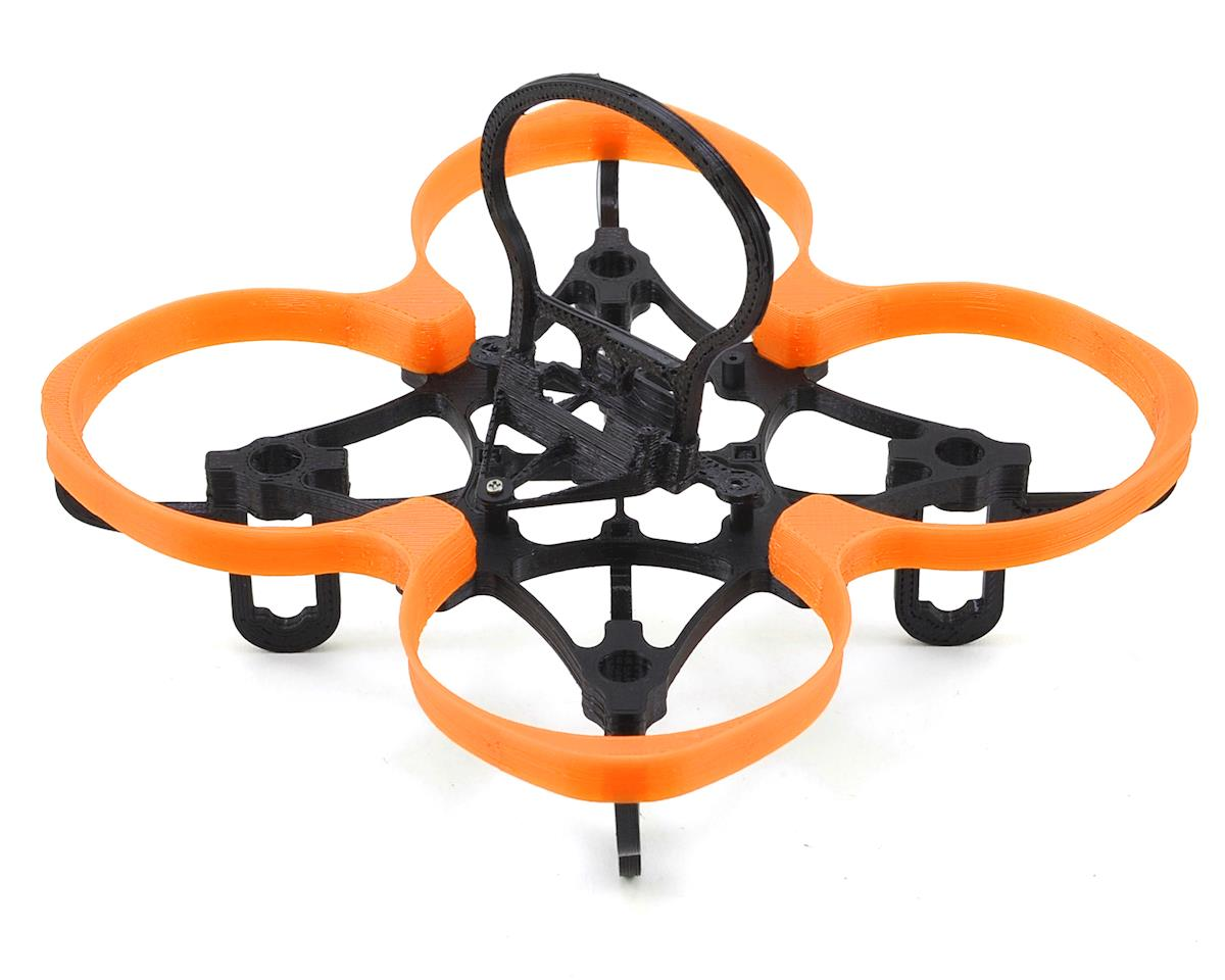Lynx Heli Spider 73 FPV Racing Inductrix Frame Kit (Orange Shroud) (Blade FPV)