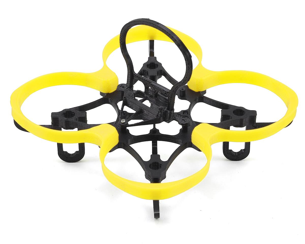 Lynx Heli Spider 73 FPV Racing Inductrix Frame Kit (Yellow Shroud) (Blade FPV)