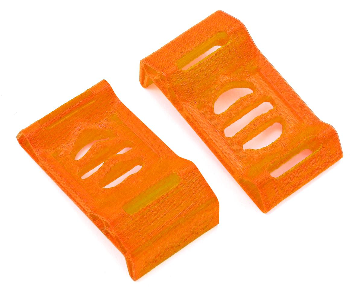 Lynx Heli Torrent Battery Protector (Orange) (2) (Blade 110)