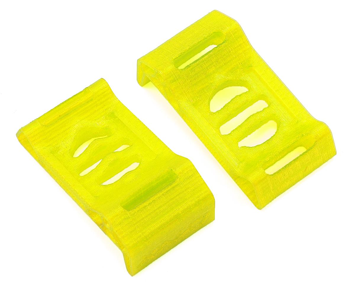 Lynx Heli Torrent Battery Protector (Yellow) (2) (Blade 110)